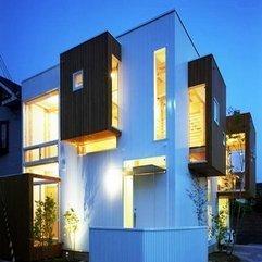 Modern Architecture Home Fantastic Japanese - Karbonix