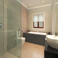 Modern Bathroom Design Inspirations 2013 Minimalist Modern Cream - Karbonix