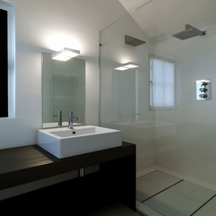 Modern Bathroom Interior Design Minimalsit Loft Wonderful Elegant - Karbonix