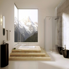 Modern Bathrooms Exotic Elegant - Karbonix