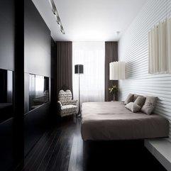 Modern Bedroom Interor Design Fodorova - Karbonix