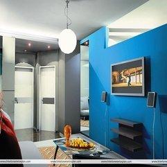 Modern Blue Living Rooms Brilliant Concept - Karbonix