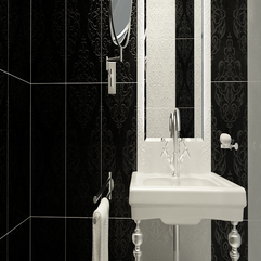 Modern Classic Bathroom Chrome Fixtures Shower Stalls - Karbonix