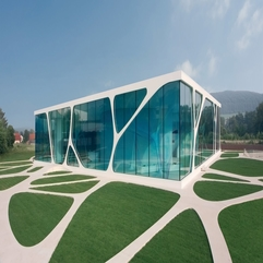 Modern Contemporary Architecture HomeQuwh - Karbonix