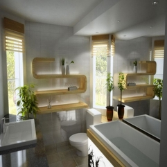Modern Contemporary For Bathroom Remodel 662x496 Designs - Karbonix