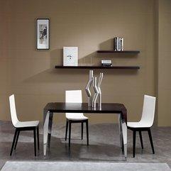 Modern Dining Room Tables Black Nexpeditor - Karbonix