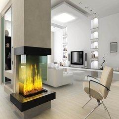 Modern Fireplace 1920 1080 Wallpaper - Karbonix