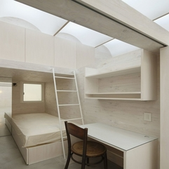 Modern House Design With Skylight Lighting System Looks Cool - Karbonix