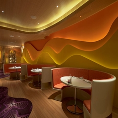 Modern Interior Design For Restaurant Fantastic Idea - Karbonix