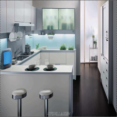 Modern Kitchen Design For Small House Bn Design Excotix Elegant - Karbonix