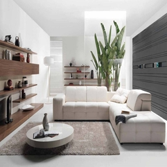 Modern Living Interior Design Modern Minimalist - Karbonix