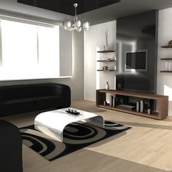 Modern Living Interior Design The Superb - Karbonix