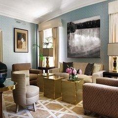 Modern Living Rooms Cool Beige - Karbonix