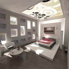 Modern Minimalist Bedroom Interior Design Home Design - Karbonix
