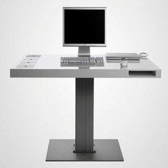 Modern Modern Computer Desk Furniture For Office Prestige Looks Elegant - Karbonix