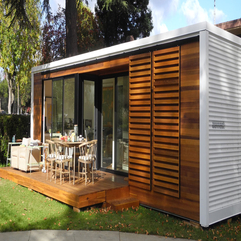 Modern Prefab Homes Chic Small - Karbonix