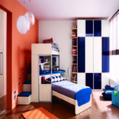 Modern Themed Rooms For Boys Fabulous Look - Karbonix