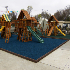 Mulch Material For Playgrounds Safe Rubber - Karbonix
