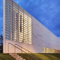 MUSEUM OF WISCONSIN ART BY HGA ARCHITECTS AND ENGINEERS A AS - Karbonix