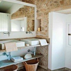 Natural Bathroom Design Mestre Paco Interior Design - Karbonix
