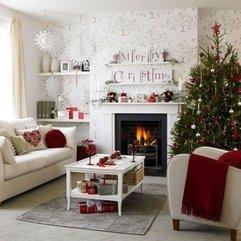 Natural Living Room With Fireplace Nallau Interior Design - Karbonix