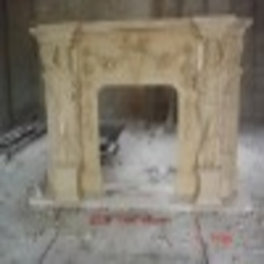 Natural Stone Fireplace Mantel China Natural Stone Fireplace - Karbonix