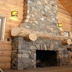 Natural Stone Veneer Fireplace Choosing Stone Architectural - Karbonix