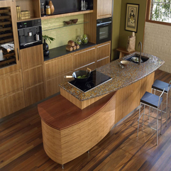 Natural Wood Kitchen Designs Exotic Elegant - Karbonix