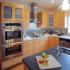 Natural Wood Kitchen Designs Miraculous Ideas - Karbonix