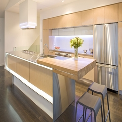Natural Wood Kitchen Designs Smart Design - Karbonix