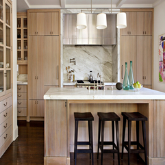 Natural Wood Kitchen Designs Super Creative - Karbonix