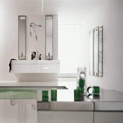 Nice Beauty Concept Idea White Bathroom - Karbonix