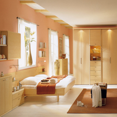 Nice Lighting Warming Bedroom - Karbonix