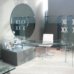 Office Furniturewith Glass Furniture Modern Home - Karbonix