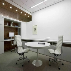 Office Interior Design Sleek Modern - Karbonix