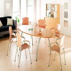 Office Table Meeting Modern Concept - Karbonix
