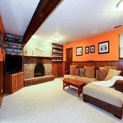 Orange White Kitchen Luxurious Inspiration - Karbonix