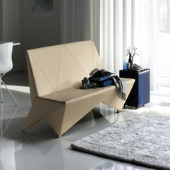 Origami Sofa Bed Contemporary Modern Living Room By Andrea Lucatello Unique Shaped - Karbonix