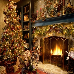 Others Cheerful Beautiful Xmas Trees Design Inspiration Chic - Karbonix