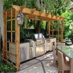Outdoor Kitchen Designs Most Beautiful - Karbonix