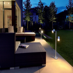 Outdoor Lighting Modern Design - Karbonix