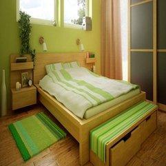 Paint Color Bedroom Calm Green - Karbonix