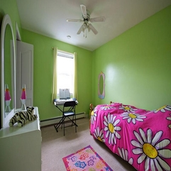 Paint Colors For Bedrooms Contemporary Green - Karbonix