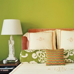 Paint Colors For Bedrooms Light Green - Karbonix
