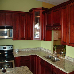 Paint Colors With Faucet Green Kitchen - Karbonix