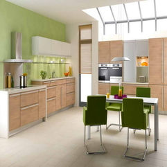 Paint Colors With Green Chair Green Kitchen - Karbonix