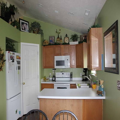 Paint Colors With White Door Green Kitchen - Karbonix