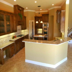 Paint For Kitchen With Harwood Color Best Cabinet - Karbonix