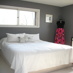 Painted Bedroom Pictures Trendy Gray - Karbonix