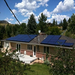Panel Modern Solar - Karbonix